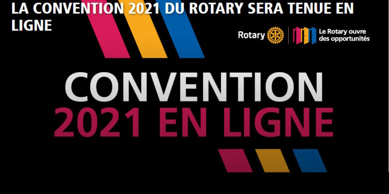 Convention Rotary 2021